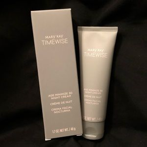 Mark Kay Timewise age minimize 3D night cream NEW